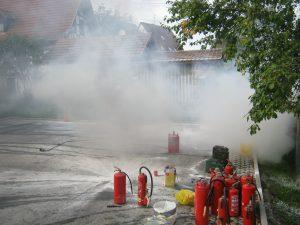 Brandschutztag_Feuerloescher