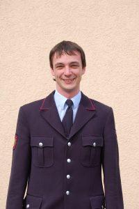 Kommandant Matthias Walz