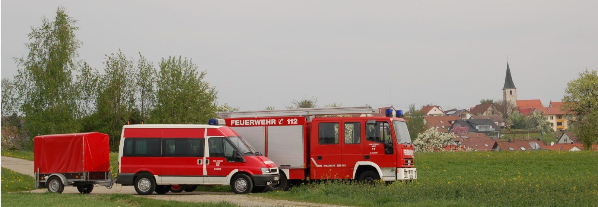Freiwillige Feuerwehr Nagold Abteilung Hochdorf